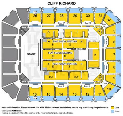 Entertainment Centre Floor Plan by Brisbane Convention Centre Floor Plan Map Brisbane