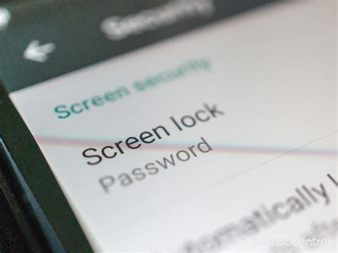 android pattern encryption how to enable encryption in android android central