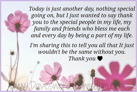 thank you letter to special friend thank you quotes special quotesgram