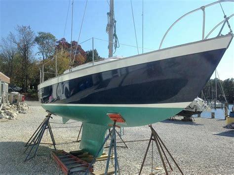 sailboat captain 1966 chris craft captain 26 cc sloop sailboat for sale in