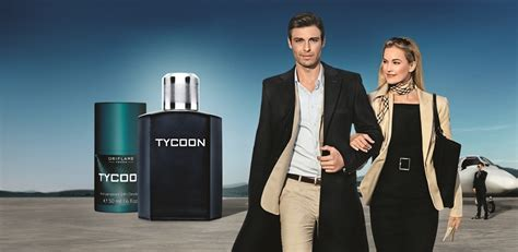 Parfum Tycoon Oriflame tycoon oriflame colonia una nuevo fragancia para hombres