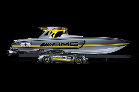 the open boat was inspired by which of the following mercedes amg s gt3 has inspired a performance boat
