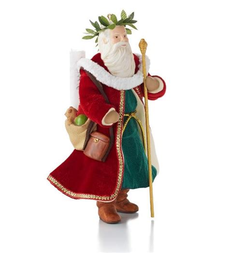 2013 father christmas hallmark ornament hallmark