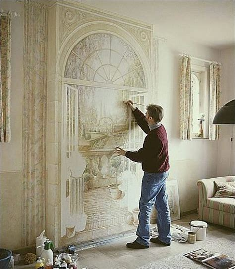 designing a wall mural amazing 3d paintings