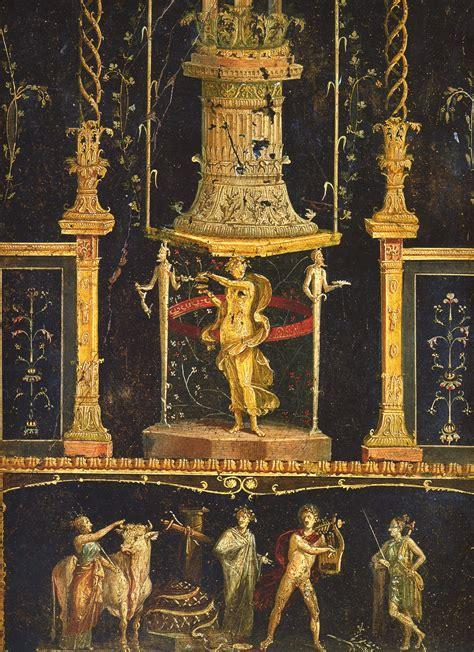 pompei casa dei vettii file pompeii casa dei vettii triclinium jpg