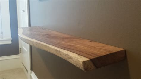 live edge shelf reclaimed wood tables in san francisco