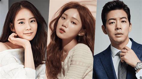 lee seung gi lee sang yoon han seung yeon to join lee sung kyung and lee sang yoon in