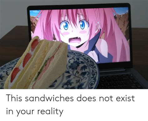 5 Anime That Should Not Exist by This Sandwiches Does Not Exist In Your Reality Anime