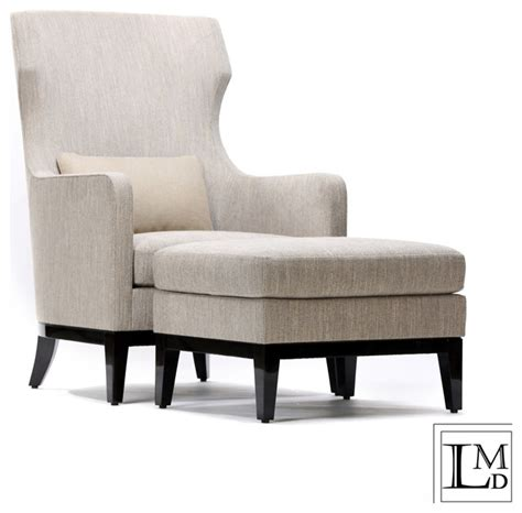 grey lounge chair and ottoman lounge chair ottoman grey and beige boucle