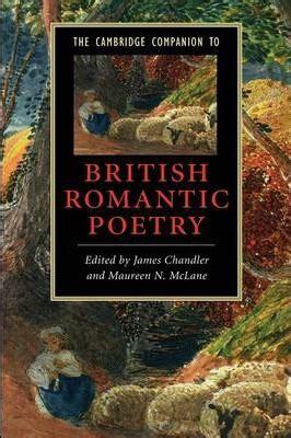 themes of english romantic poetry the cambridge companion to british romantic poetry