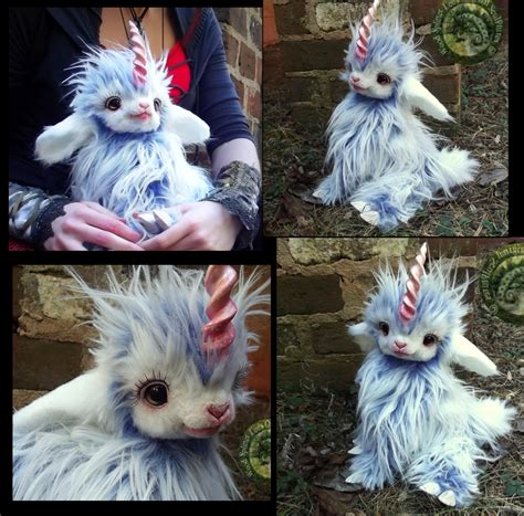 poseable doll unicorn coloring on pet animals style