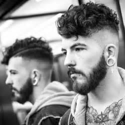 boys haircut curly on top sides short curly hair for men 50 dapper hairstyles