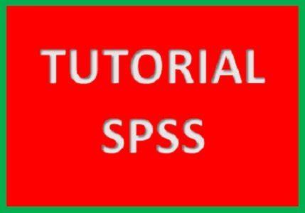 tutorial spss pengantar tutorial spss bahasa indonesia uji statistik