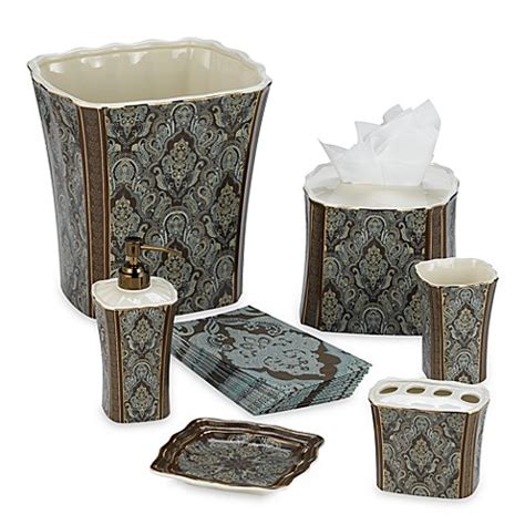 croscill bathroom sets croscill 174 royalton disposable buffet guest towels set of