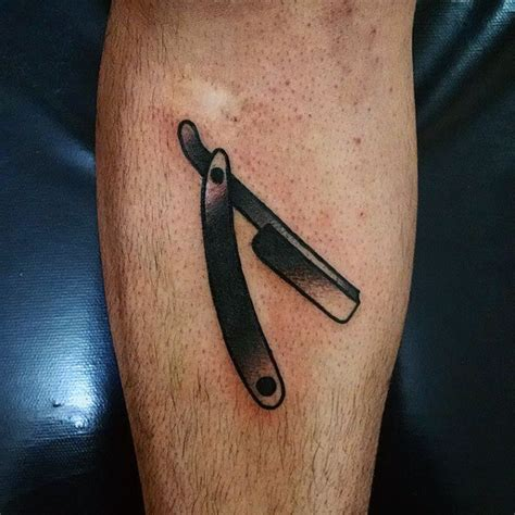 straight razor tattoo ideas sharp atraight razor barber www picsbud