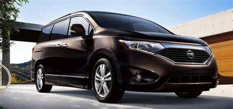 nissan minivan 2018 2018 nissan quest price design engine interior specs
