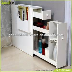 Slim Storage Cabinet Sale White Wooden Slim Storage Cabinet For Bathroom Buy Slim Storage Cabinet For Bathroom