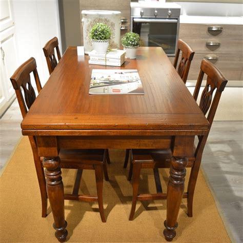 tavolo allungabile prezzi tavolo allungabile in massello tavoli a prezzi scontati