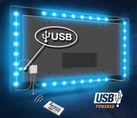 led lights for tv tv led light for cool white 5050 led light kit 0 5m