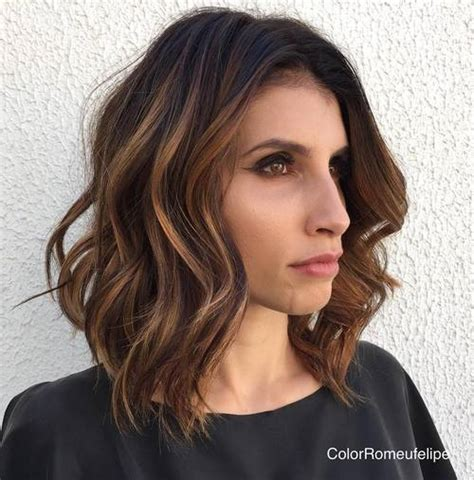 pics mature wavy olob short thick wavy hairstyles for fat faces short