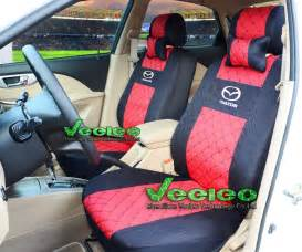 Car Seat Cover For Mazda 3 Front Rear Universal Car Covers For Mazda 3 Mazda 6 Cx5