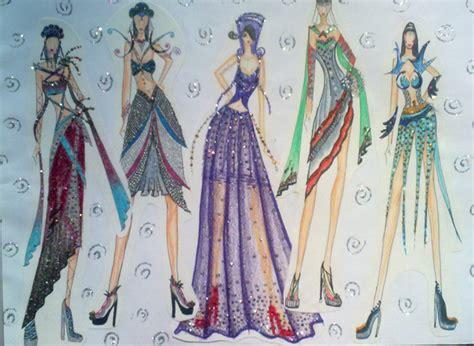 fashion illustration themes jyoti raul fashion designer