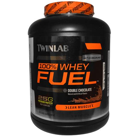 Twinlab 100 Whey Fuel Twinlab 100 Whey Fuel Chocolate 5 Lbs 2 27 Kg