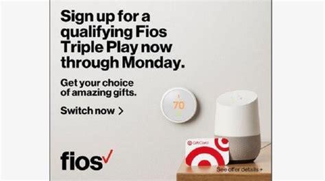 Verizon Fios Gift Card Promotion - verizon fios gift card promotion infocard co