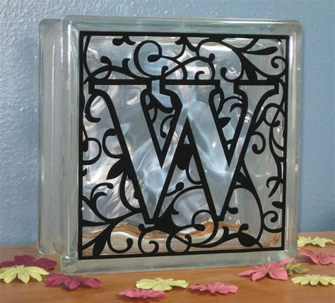 decorative memo blocks 25 best ideas about lighted glass blocks on pinterest