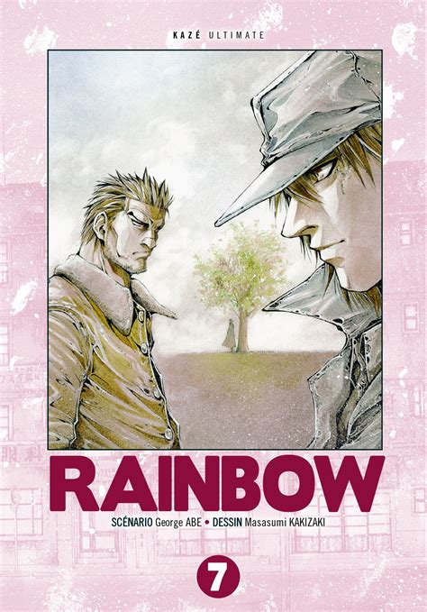 Rainbow 11 Abe George Kakizaki Masasumi rainbow 7 233 dition 201 dition kaz 233 sanctuary