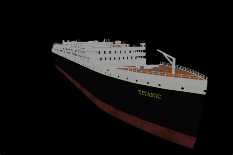 titanic launch mmd download by metalscourge18zx on deviantart - Titanic Boat Launch