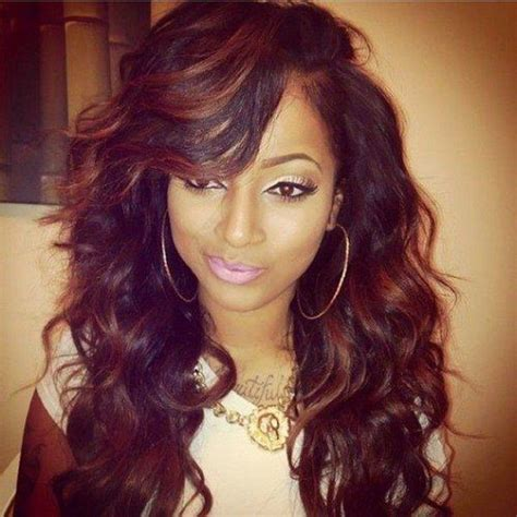 Sew In Hairstyles 2015 by Sew In Hairstyles And Middle Bob Hair Styles