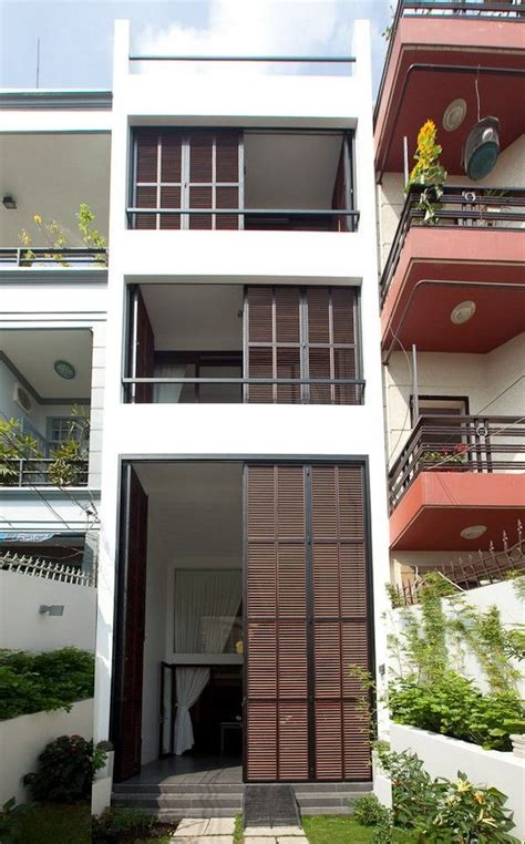 vietnam house design balcony of modern home by less is more design architecture pinterest balconies