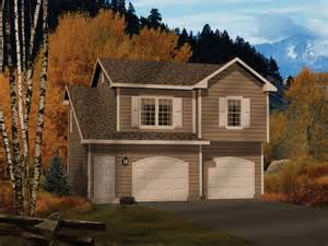 2 Car Garage With Apartment Plans by Alec Two Car Apartment Garage Plan 058d 0146 House Plans