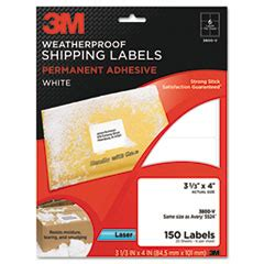Diy Plant Tags With Shipping Labels Or Plastic Label Tape 3m Address Label Template