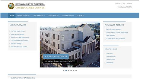 Contra Costa County Superior Court Records Accessing The From Your Home Or Office Contra Costa Lawyer