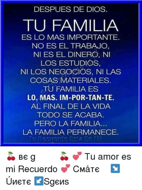 el dinero no es el problema tu lo eres money is not the problem edition books despues de dios tu familia es lo importante no es el