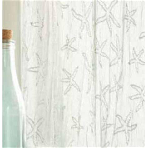 starfish curtains starfish window treatment panels beach d 233 cor shop