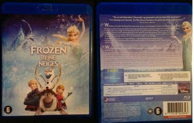 film frozen vlaams bol com frozen 3d blu ray