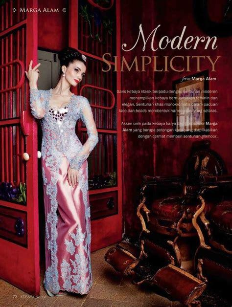 Baju Batik Megan Kutubaru 423 best brokat lace kebaya images on kebaya