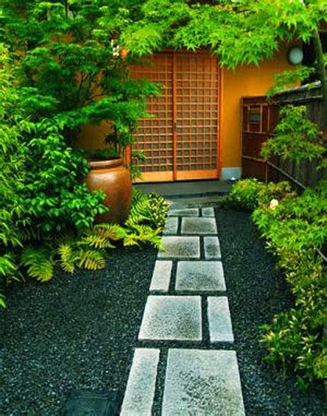Garden Ideas For Small Spaces Small Spaces Japanese Home Design Elements