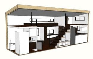 Micro Home Plans by Tiny House Plans Home Architectural Plans