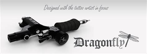 dragonfly rotary tattoo machine dragonfly rotary machine by ink machines sweden 6