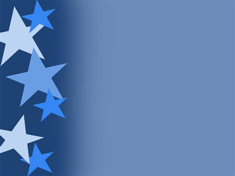 powerpoint templates free stars pictures of blue stars cliparts co