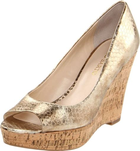 Gold Wedge Wedding Shoes by Gold Wedge Wedding Shoes Search Wedding Ideas