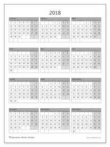 Calendrier Imprimable 2018 Calendrier 2018 37ld