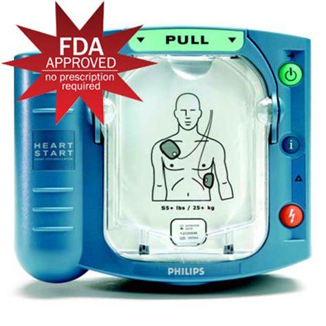 philips heartstart home defibrillator aed fsastore