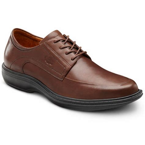 comfort classics dr comfort classic men s therapeutic diabetic dress shoe