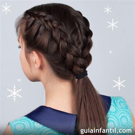 como hacer peinados de trenzas para ninas c 243 mo hacer una trenza de coraz 243 n peinados para ni 241 as