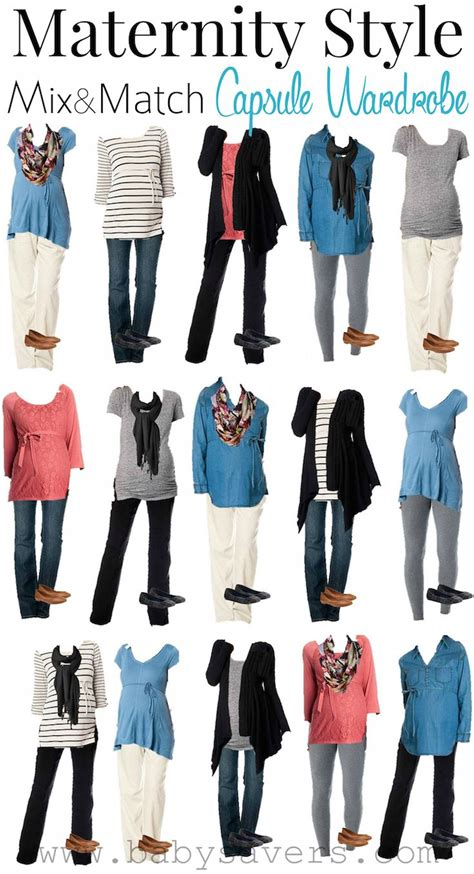 Maternity Capsule Wardrobe by 17 Best Ideas About Maternity Capsule Wardrobe On